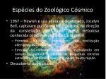 esp cies do zool gico c smico1