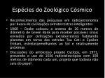esp cies do zool gico c smico2