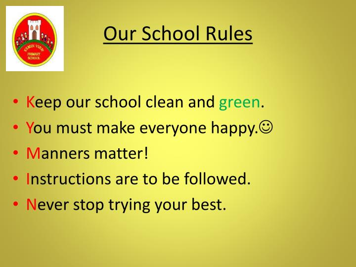 keeping our school clean essay Who should keep our environment clean how it is treated i am supposed to decide who i feel is responsible for keeping the environment clean well this is it.