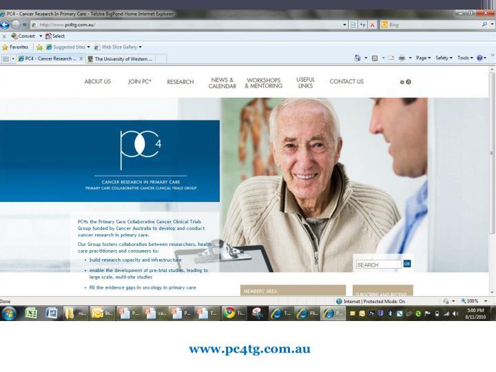 www.pc4tg.com.au