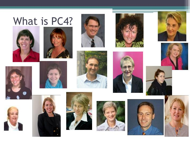 What is PC4?