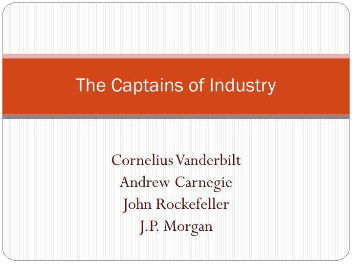 the importance of the work of captains of industry Time management refers to managing time effectively so that the right time is allocated to the right activity effective time management allows individuals to assign specific time slots to activities as per their importance time management refers to making the best use of time as time is always.