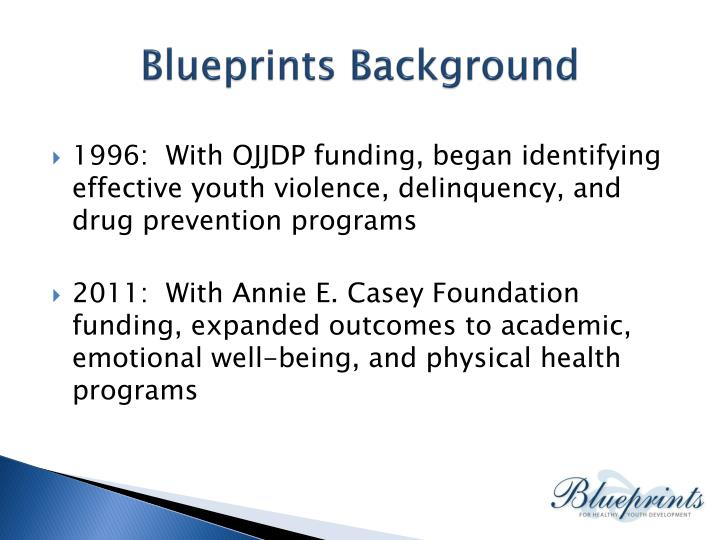 Ppt blueprints for healthy youth development powerpoint blueprints background malvernweather Choice Image