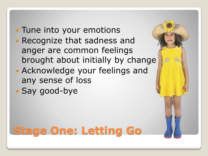 Tune into your emotions