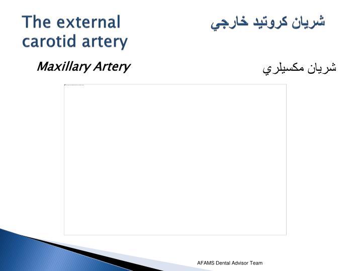 The external