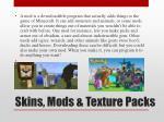 skins mods texture packs1
