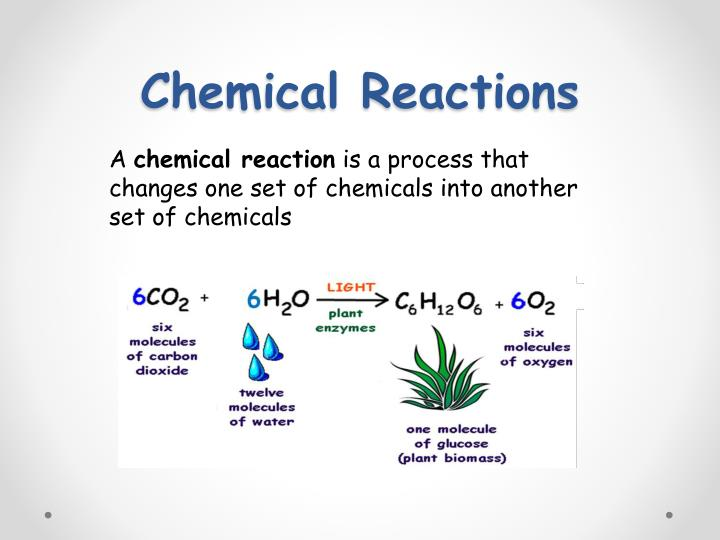 a report on chemical reactions the heart of chemistry Chemistry news read chemistry articles from research  chemists report a new antibiotic that can find and  chemists advance ability to control chemical reactions.