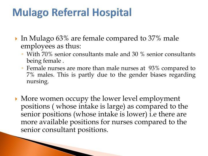 Mulago Referral Hospital