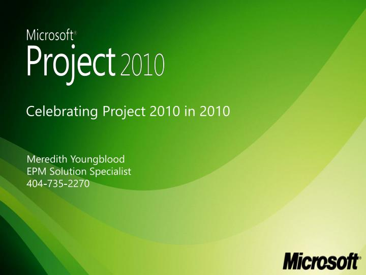 project and program solutions specialist Project and portfolio management set your business apart by demonstrating your expertise in delivering complete project portfolio management solutions built on microsoft's leading platform with over 20 million users.