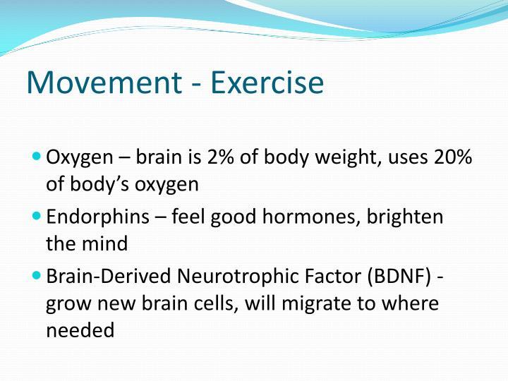 Movement - Exercise