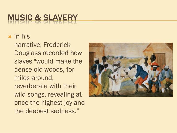 Music slavery