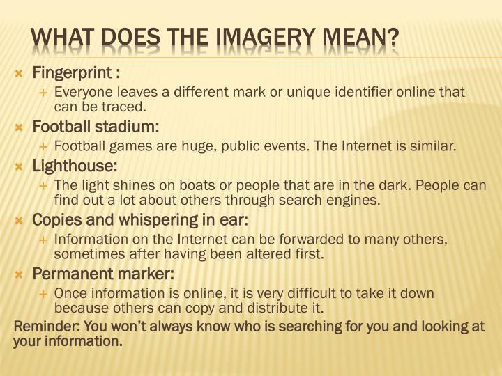 Fingerprint :