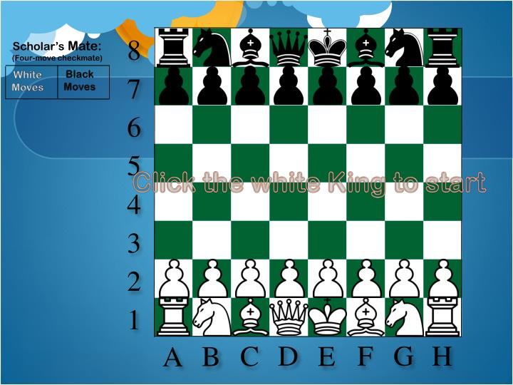 ppt basic chess games powerpoint presentation id 2826650