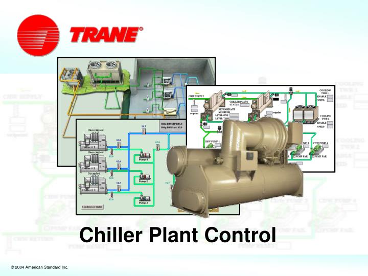 chiller plant control n.