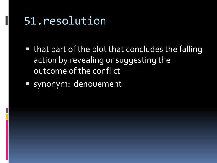 51.resolution