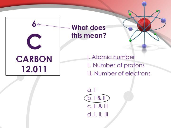 6 c carbon 12 011