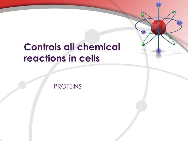 Controls all chemical