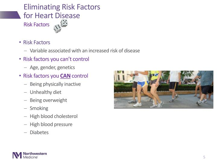Eliminating Risk Factors