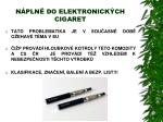n pln do elektronick ch cigaret