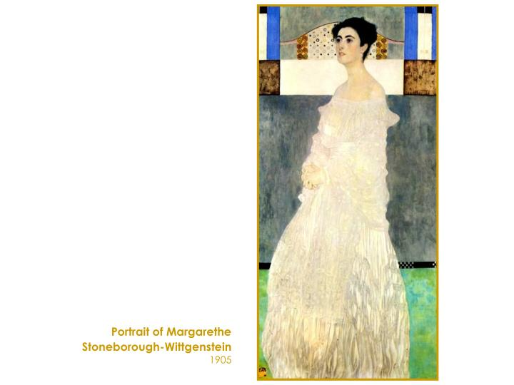 Portrait of Margarethe