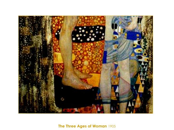 The Three Ages of Woman