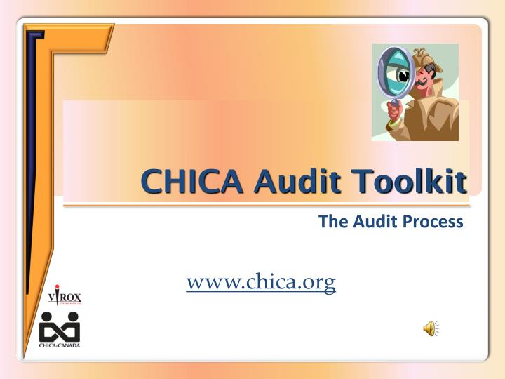chica audit toolkit n.