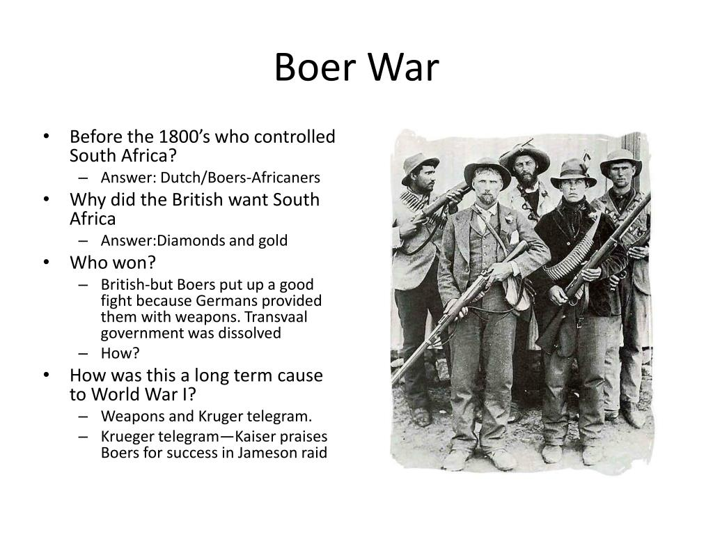 PPT - Objective: Evaluate the causes of World War I by