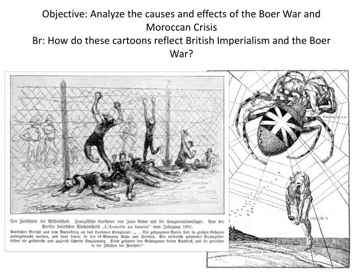 causes of the boer war