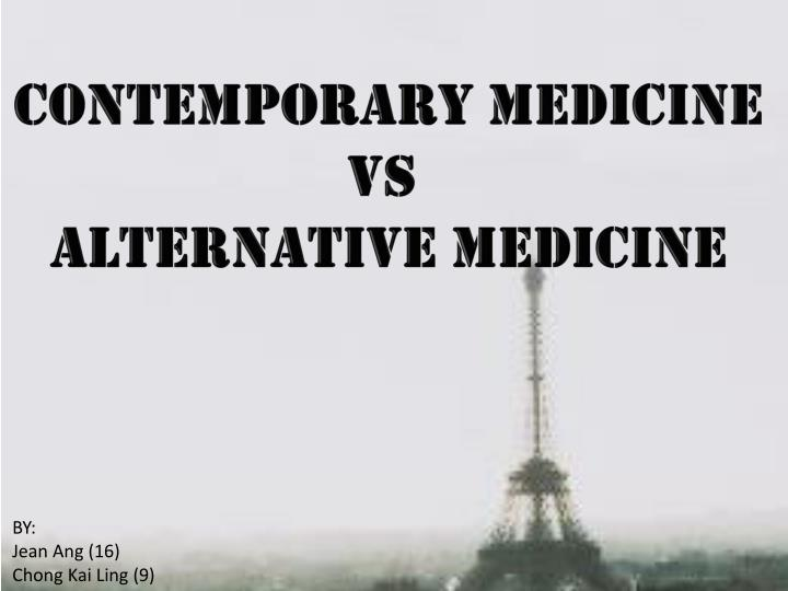 western vs alternative medicine the debate Modern medicine vs alternative medicine: because of the treatments and medicine researched and developed by the alternative medicine vs modern.