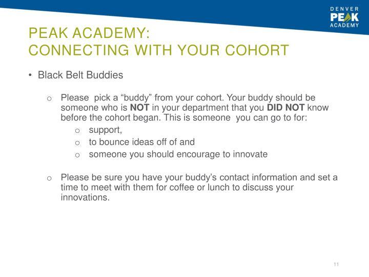 Peak Academy: