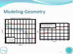 modeling geometry2
