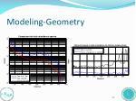 modeling geometry7