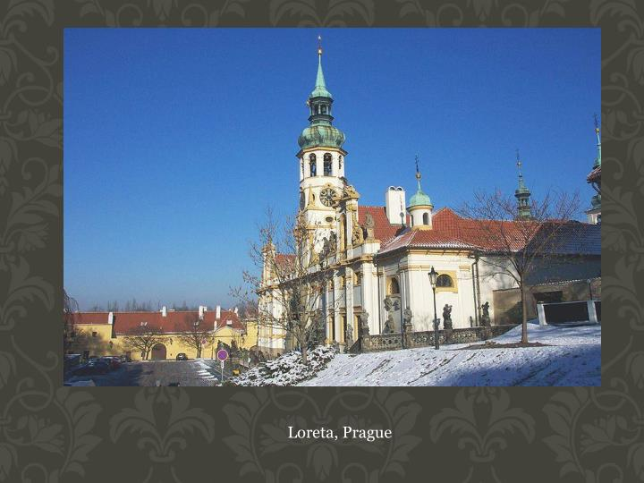 Loreta, Prague