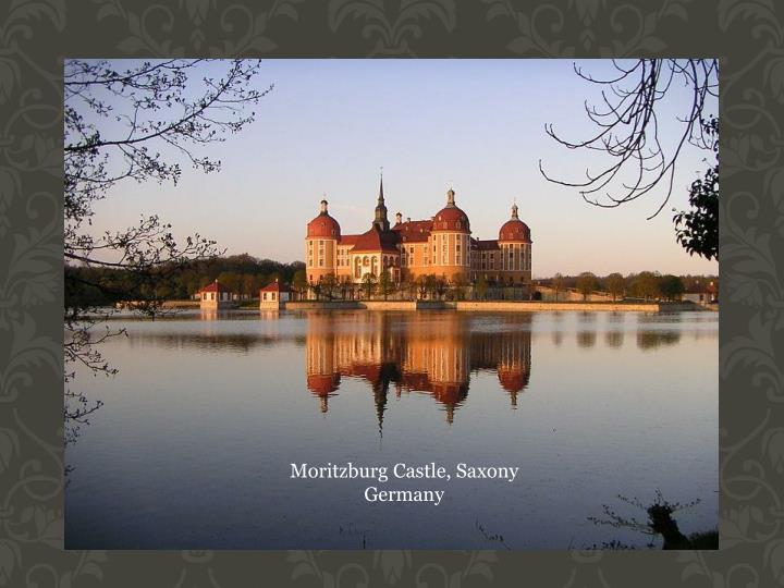 Moritzburg Castle,