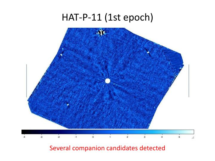 HAT-P-11 (1st epoch)