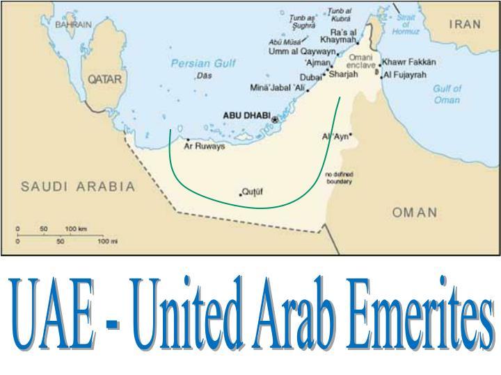 UAE - United Arab