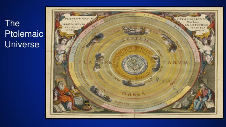 The Ptolemaic