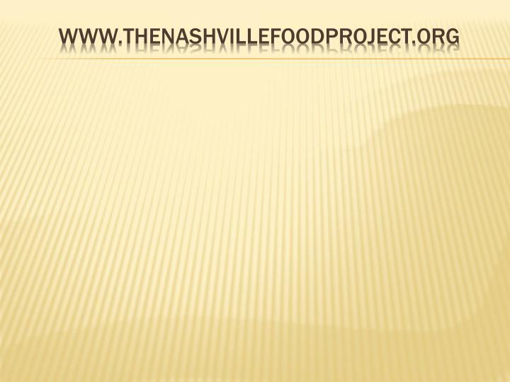 www.thenashvillefoodproject.org