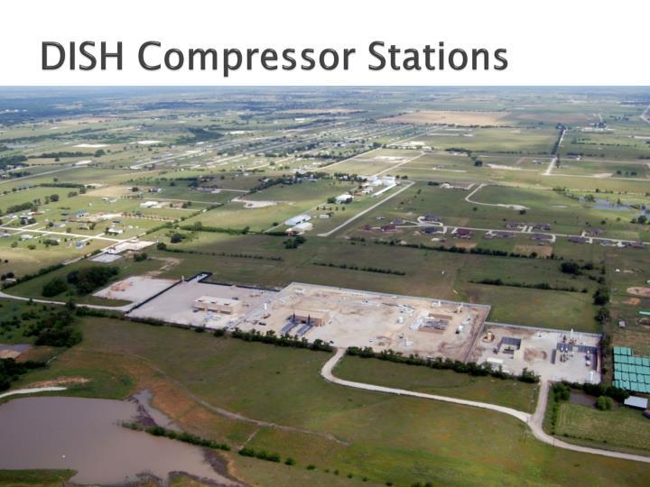 DISH Compressor Stations