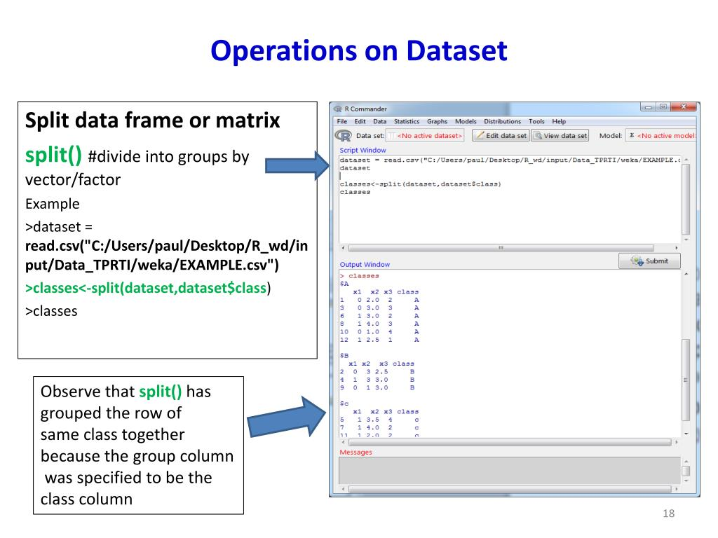 PPT - R-Data Structure The simplest data structure R