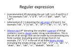 reguler expression1