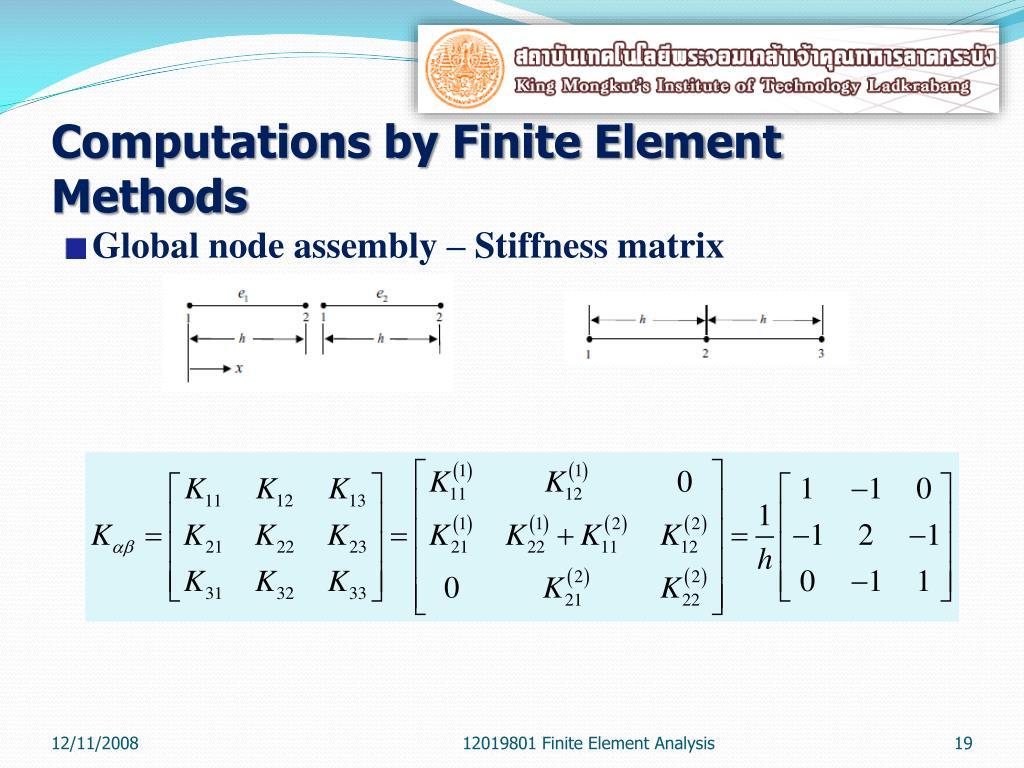 PPT - Finite Element Analysis PowerPoint Presentation - ID