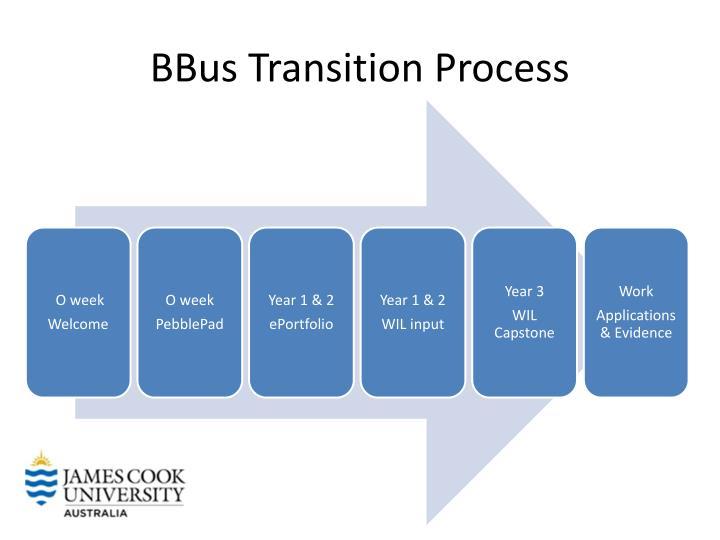 BBus Transition Process