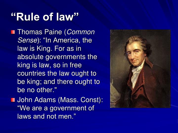 """an analysis of thomas paines common sense 1 advanced placement & dual credit us history document analysis name: period: date: """"common sense"""" by thomas paine, jan 1776."""