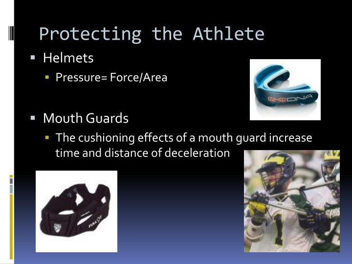 Protecting the Athlete
