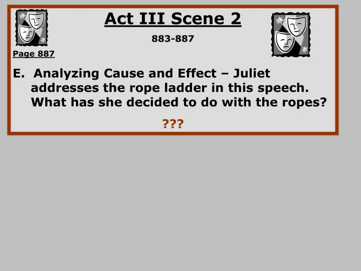 Act III Scene 2