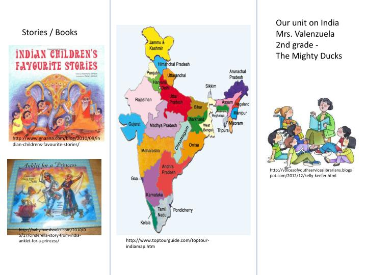 Our unit on India