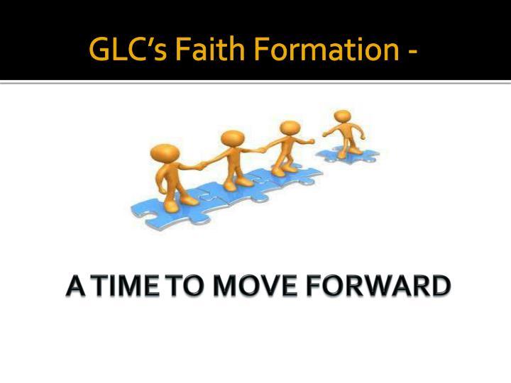 GLC's Faith Formation -