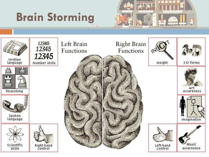 Brain storming1