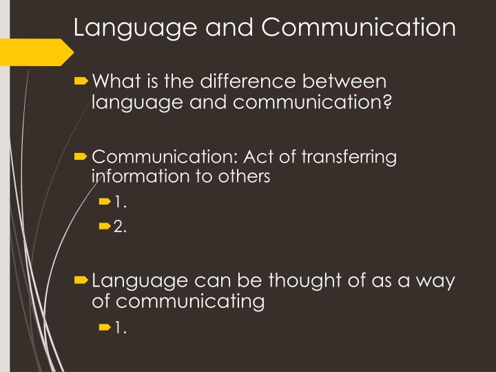 an analysis of communication as the act of sharing information The act promotes the goal of sharing while simultaneously providing privacy protections in two ways: first, by specifying the types of cyber threat information that can be shared under the act between and among non-federal and federal entities and, second, by limiting sharing under the.